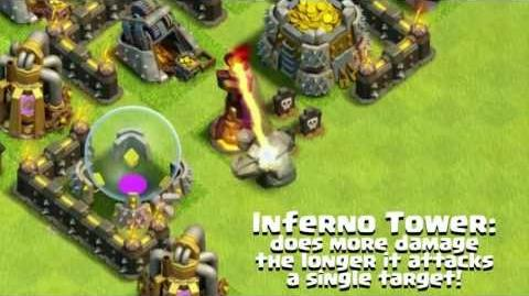 Introducing The Inferno Tower