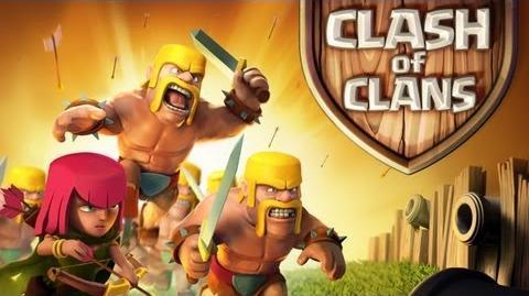 Clash of Clans - Universal - HD Sneak Peek Gameplay Trailer