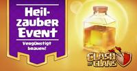 Heilzauber-Event