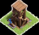 Tour d'archers (base des ouvriers) niv1 (longue portée)