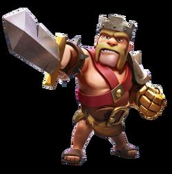 Barbarenkönig alt