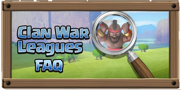CWL FAQ Banner