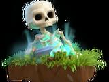 Witch/Skeleton