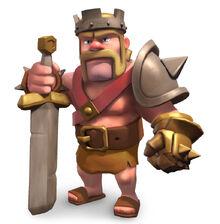 Barbarian King Level 5