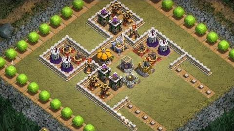 BOLWING ALLEY ☆ Clash of Clans ☆ Single Player ☆ Goblin Maps 3 Star Walkthrough