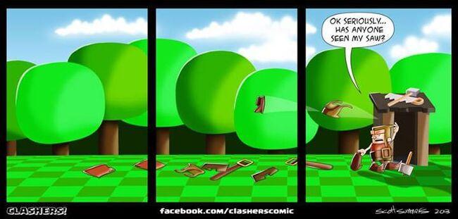 Clashers Comic 29