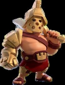 Korol-Gladiator-Clash-of-Clans