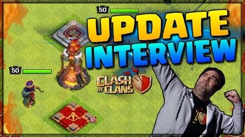 Clash of Clans Update Interview! Balance Changes Discussed with Supercell - CoC Clan Games Update!