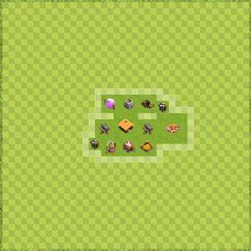 Schemat TH1 Clan War