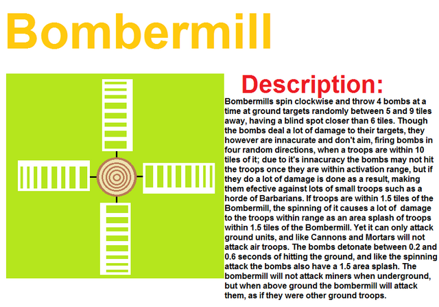 File:Bombermill, clash of clans defensive tower.png