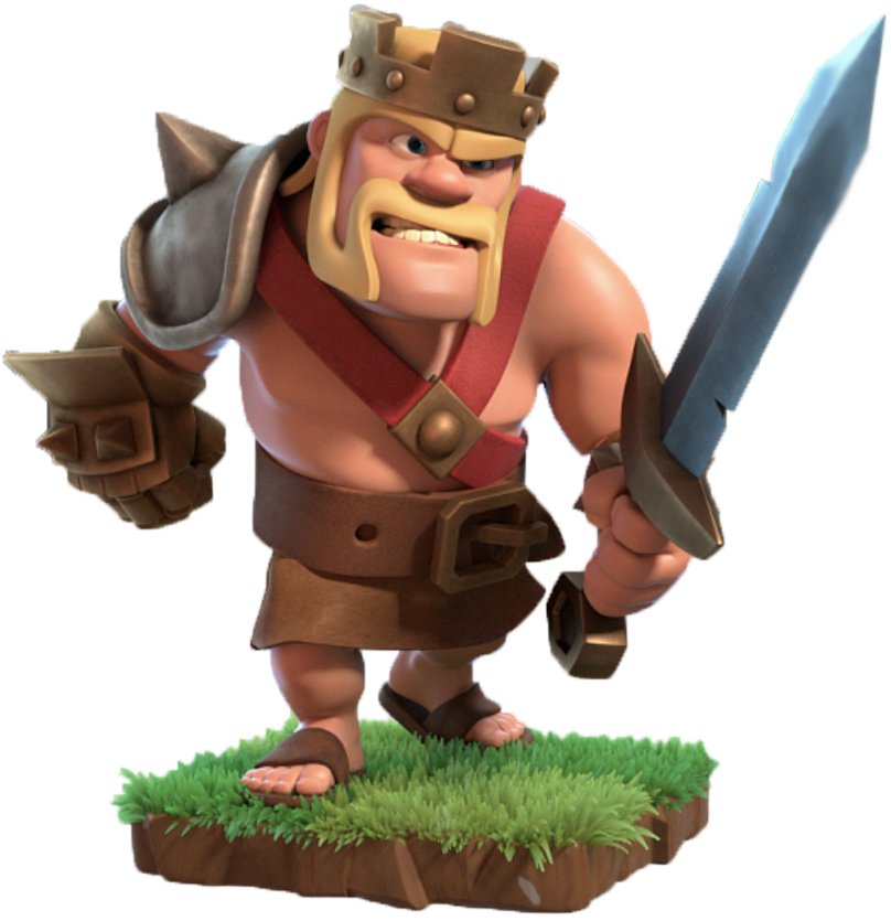 Roi Des Barbares Wiki Clash Of Clans Fandom Powered By Wikia