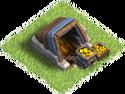 Mine d'Or (base des ouvriers) niv7
