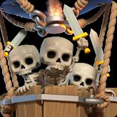 Icon Skelettballon