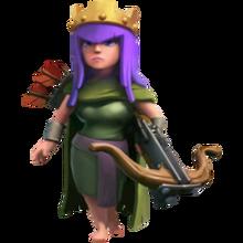 Bogenschützen-Königin alter Icon