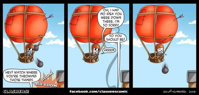 Clashers Comic 16