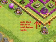 Anti Wall breaker Walls
