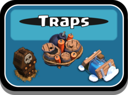 Brady TrapsHV