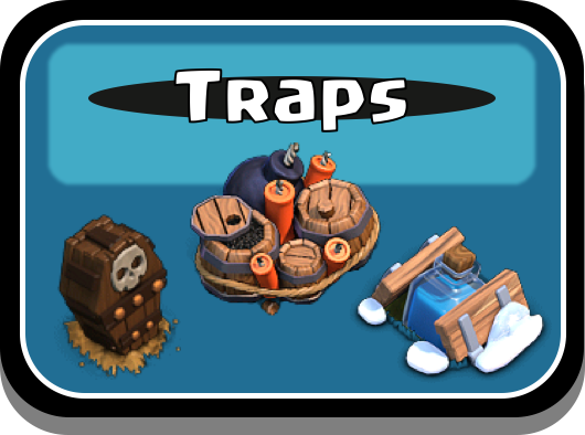 Traps/Home Village   Clash of Clans Wiki   FANDOM powered by