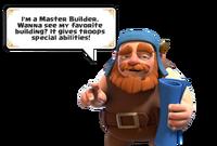 Master Builder intro
