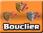 Bouton bouclier
