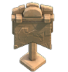 Clan Badge Statue5
