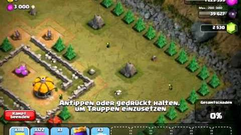Kürbisbombe im Rattental Clash of Clans Wiki