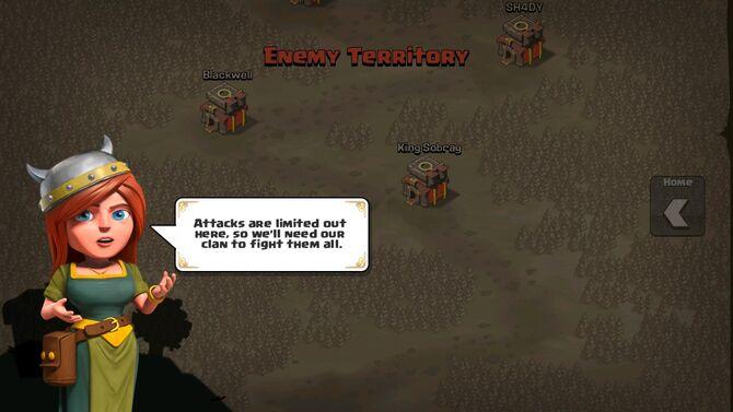 Clan war matchmaking opdatering