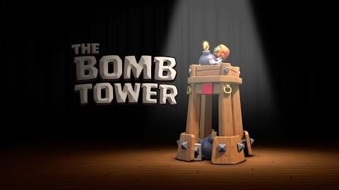 Clash of Clans Introducing the Bomb Tower!