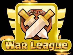 War League Main Banner