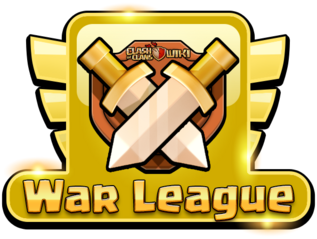 War League Main Banner