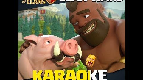 Clankriege - Karaoke Wettbewerb
