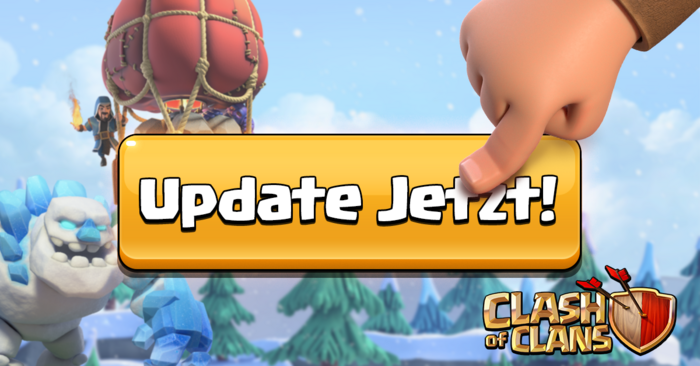 Benutzer Blog Darkbarbarian Clash Of Clans Winter Update 2018 Update