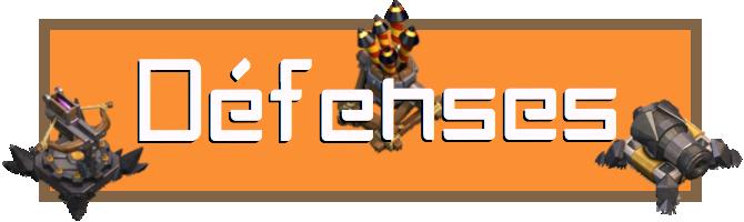Défense logo