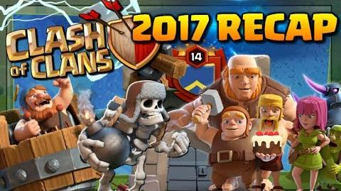 Clash of Clans 2017 Recap - An Amazing Year for CoC! Builder Base, Clan Games, New Update Summary!