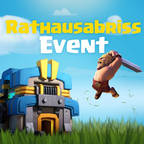 Rathausabriss-Event