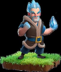 Ice Wizard info