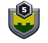 Clan Badge Silver