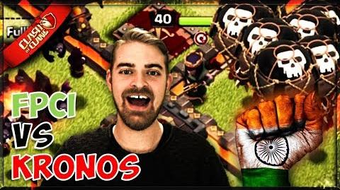 ▶️ FPCI vs kronos COOL 3 STAR ATTACKS AT TH9, TH10 AND TH11 Clash of Clans ◀️
