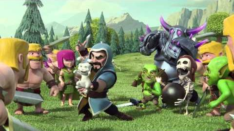 Clash of Clans Magic (Official TV Commercial)