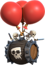 Skeleton Barrel info