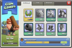 Clan Games Example