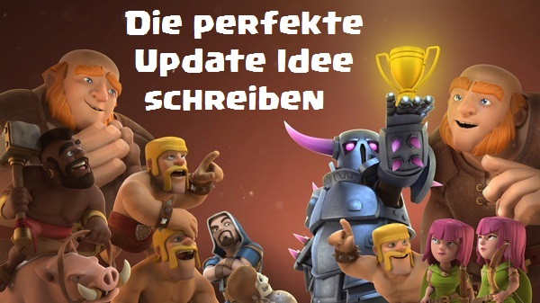Perfekte Update Idee