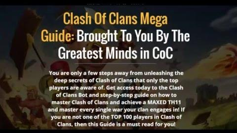 Clash of Clans Mega Guide and Farming Bot
