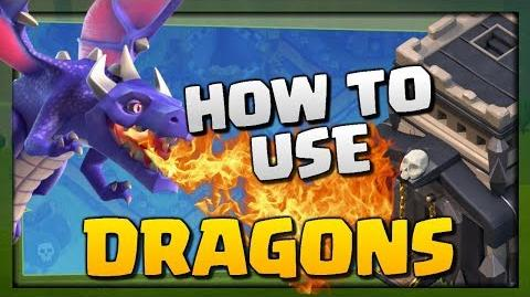 How to use Dragons - TH9 Attack Strategy Guide for 3 Stars Clash of Clans Elite Gaming CCL Week 2