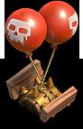 Bombe aérienne niv5