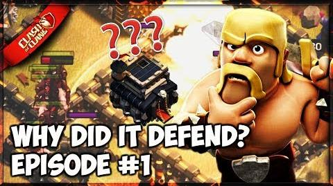 ⚔ Why did it defend? Episode 1 TH9 Base Building Analysis Clash of Clans ⚔