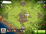 Ababcdc's Strategy GuidesEffective farming for TH7's Dead base example