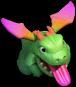 Bébé dragon niv4