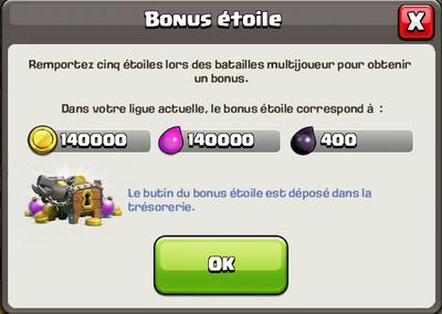 Bonus-etoile