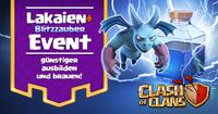 Blitzlakai-Event